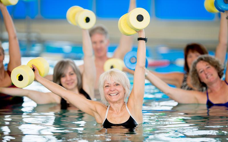 Yakima Athletic Club Pool Programs
